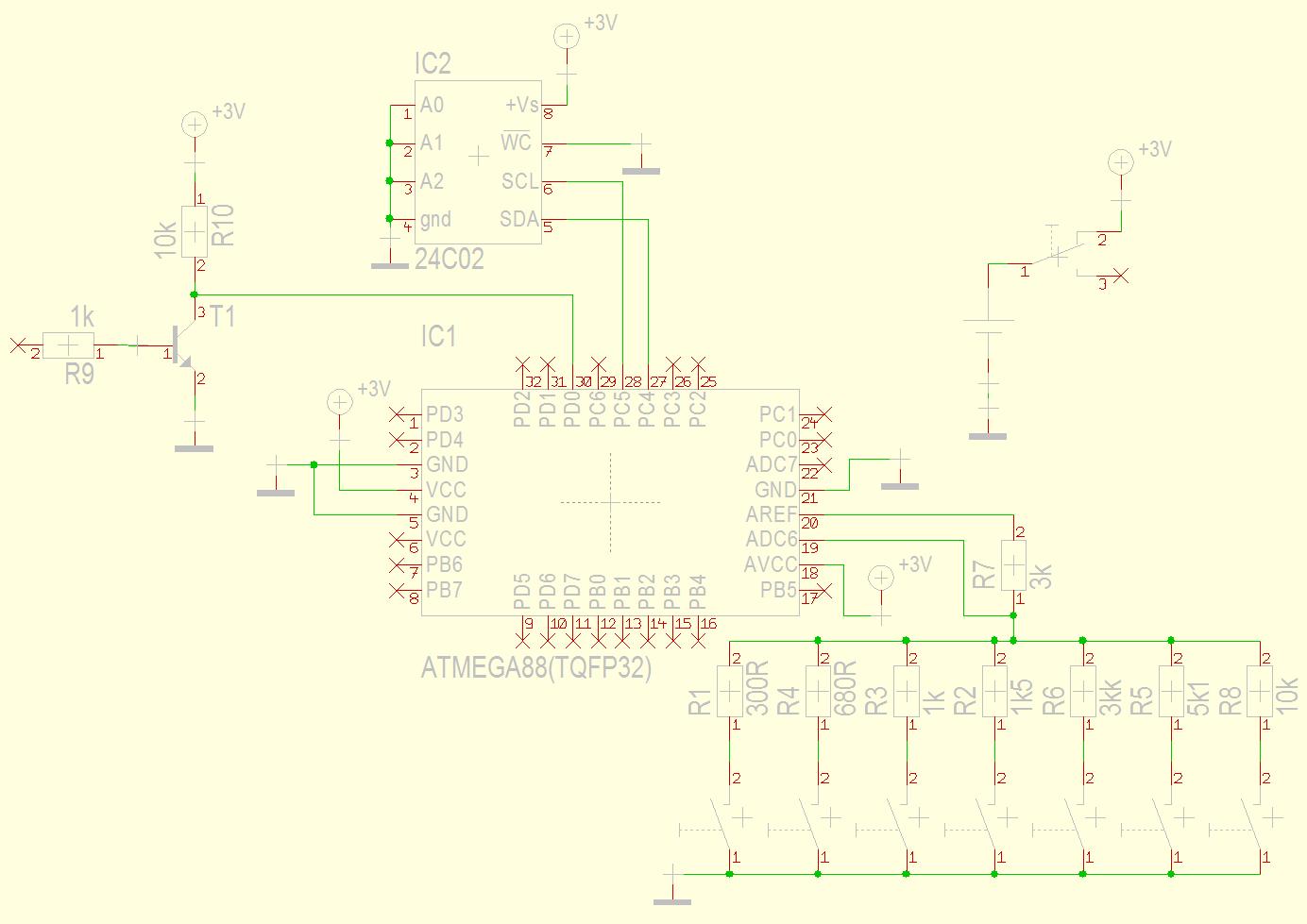 LED-Laufschrift-Hack